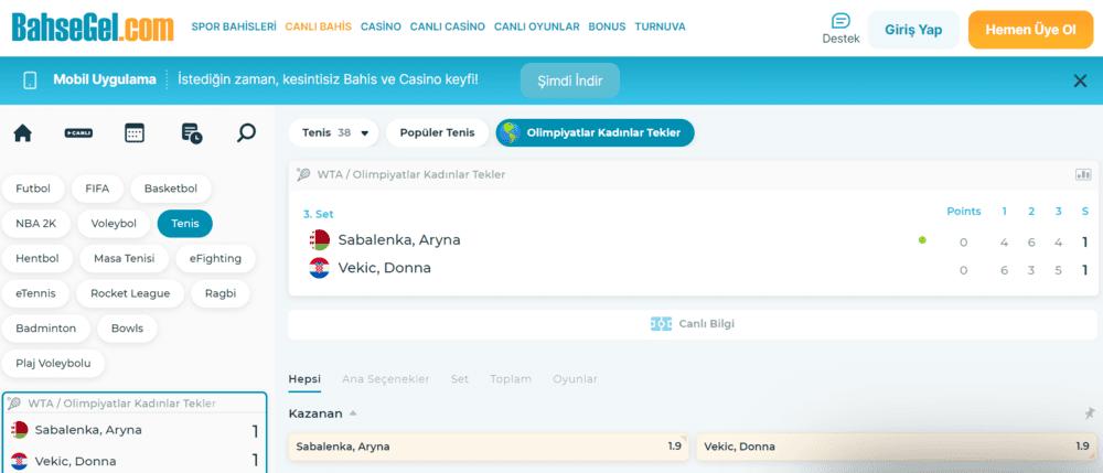 Bahsegel Sportsbook: Türk oyuncular için ciddi casino